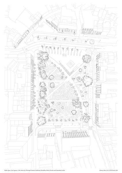 Garden Plan Drawing Architecture
